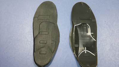足底板の画像